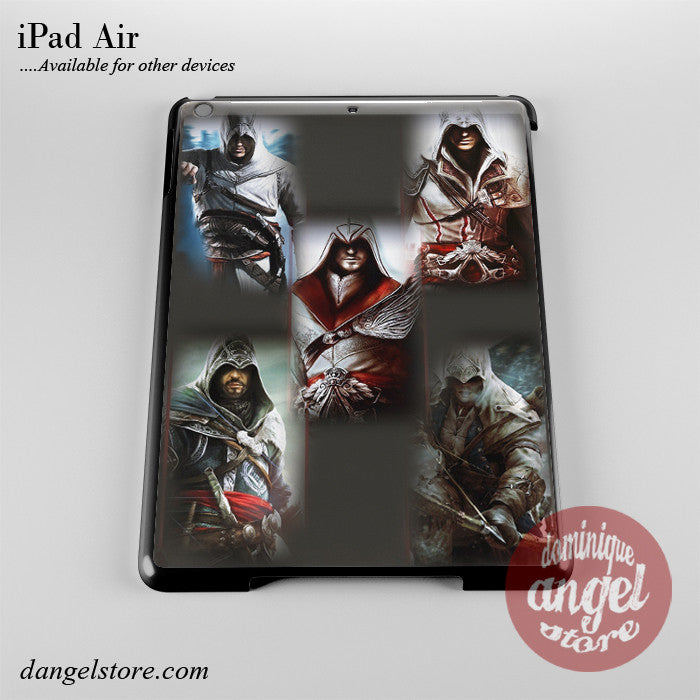 Assasins Unity Phone Case for iPad Devices