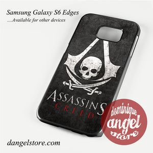 assasins creed Phone Case for Samsung Galaxy S3/S4/S5/S6/S6 Edge