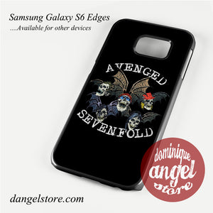 avenged sevenfold Phone Case for Samsung Galaxy S3/S4/S5/S6/S6 Edge