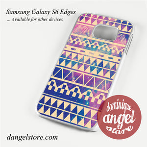aztec galaxy Phone Case for Samsung Galaxy S3/S4/S5/S6/S6 Edge