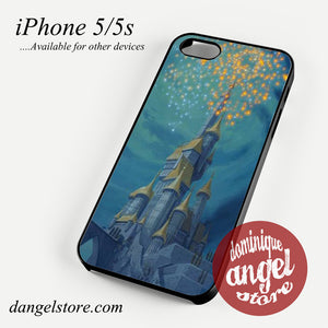 beauty and the beast castle Phone case for iPhone 4/4s/5/5c/5s/6/6 plus