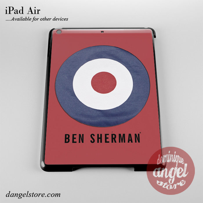 Ben Sherman Target Phone Case for iPad Devices
