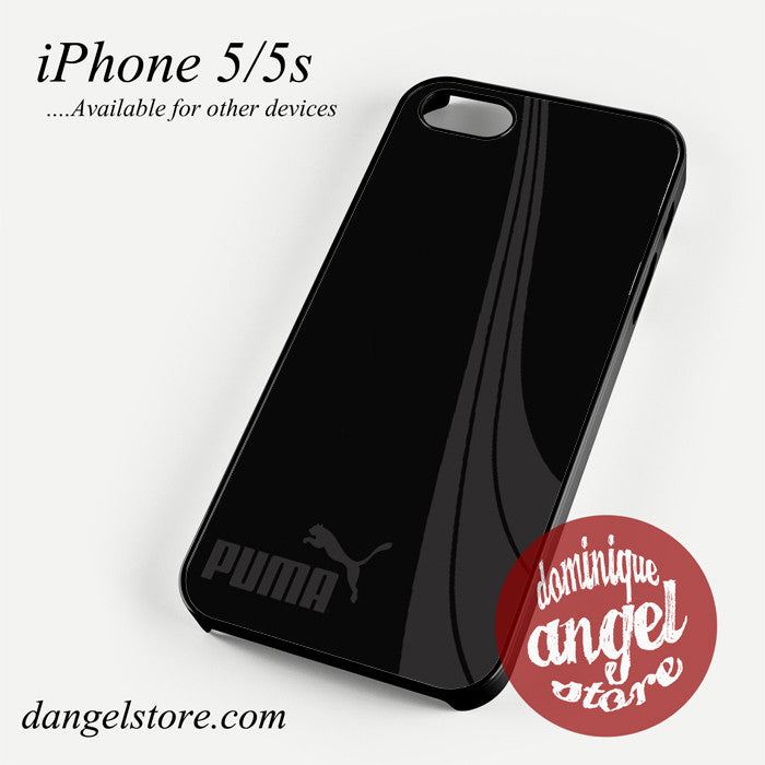black puma Phone case for iPhone 4/4s/5/5c/5s/6/6 plus