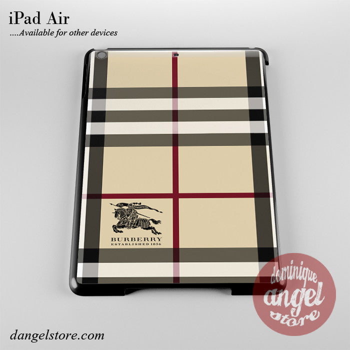 Burberry Phone Case for iPad Devices