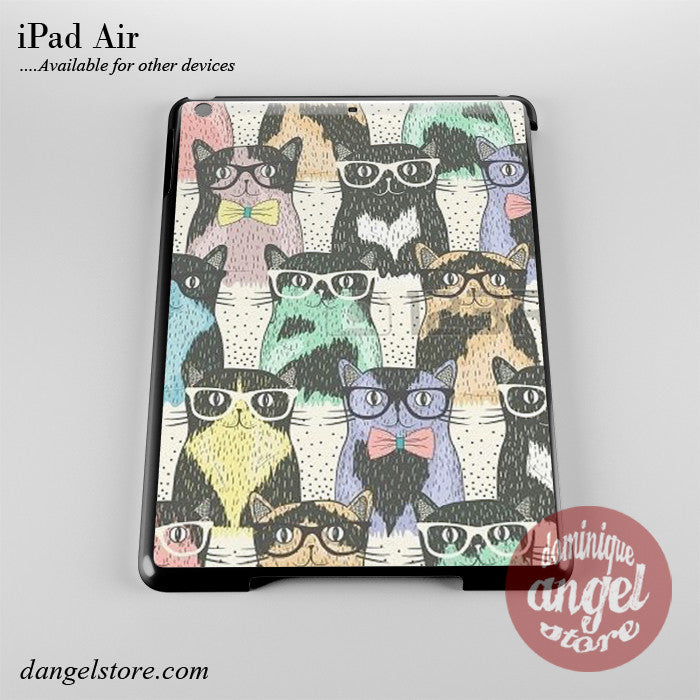 Cat Collage Art Phone Case for iPad Devices
