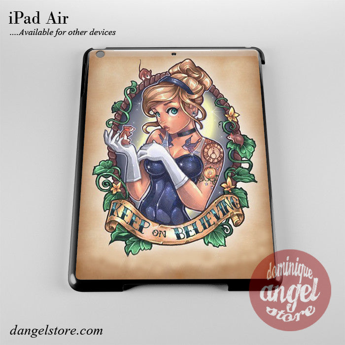 Cinderella Pin Up Phone Case for iPad Devices
