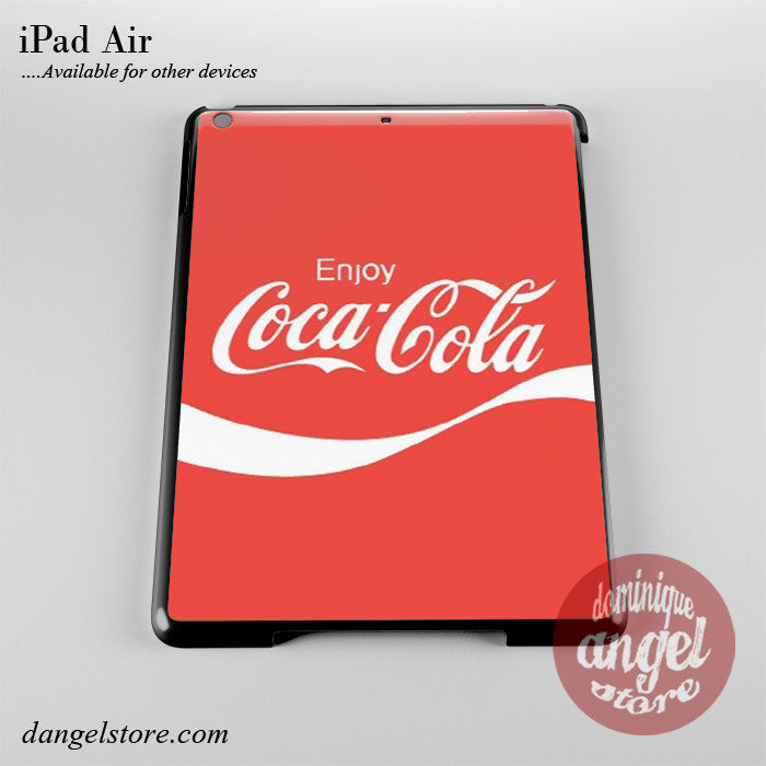 Coca Cola Phone Case for iPad Devices