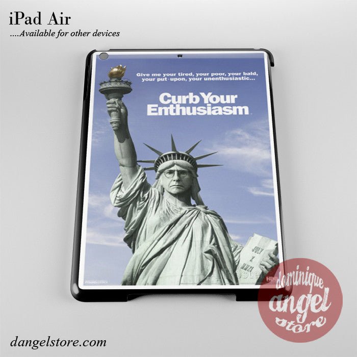 Curb-Your-Enthusiasm-Season Phone Case for iPad Devices