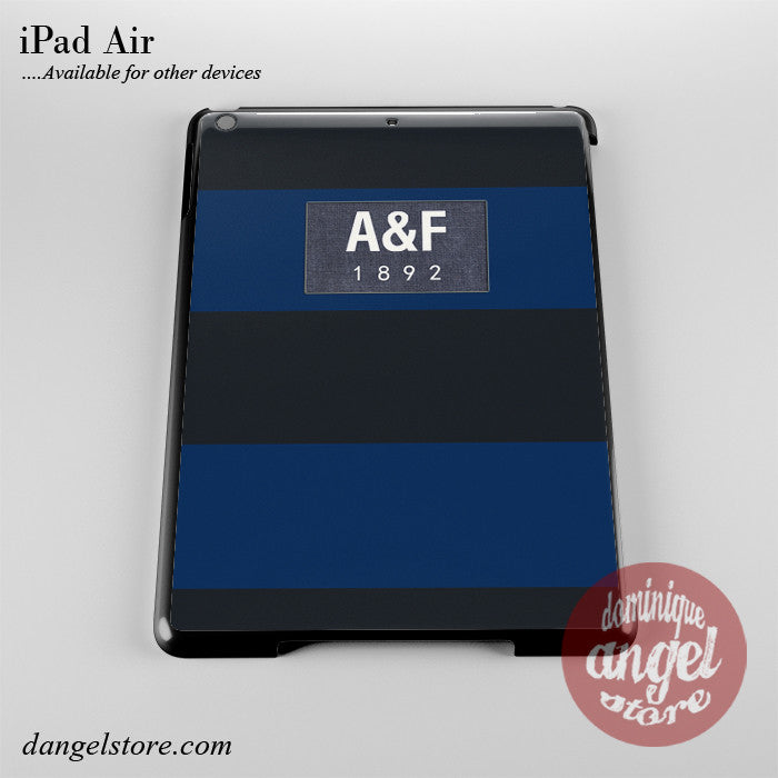 Dark Blue Abercrombie And Fitch Phone Case for iPad Devices