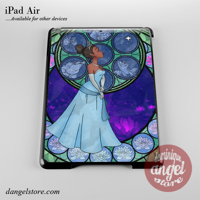 Disney Princess Tiana Phone Case for iPad Devices