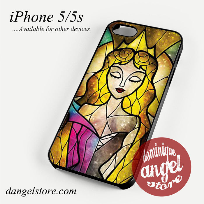 disney princess stained glass Phone case for iPhone 4/4s/5/5c/5s/6/6 plus