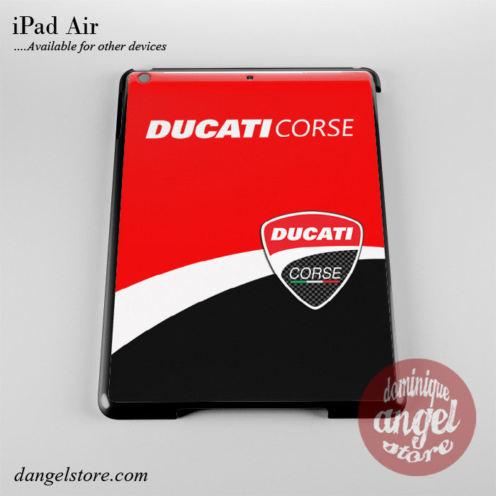 Ducati Corse Phone Case for iPad Devices