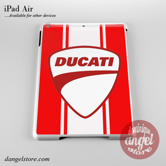 Ducati Phone Case for iPad Devices