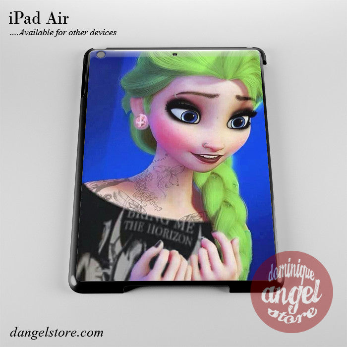 Elsa Punk Phone Case for iPad Devices
