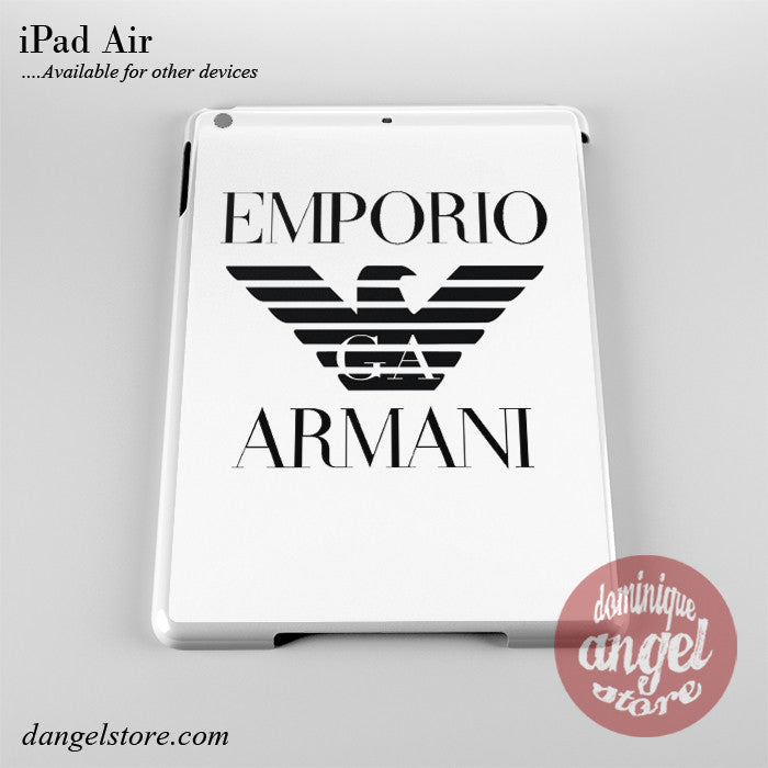 Emporio Armani Phone Case for iPad Devices