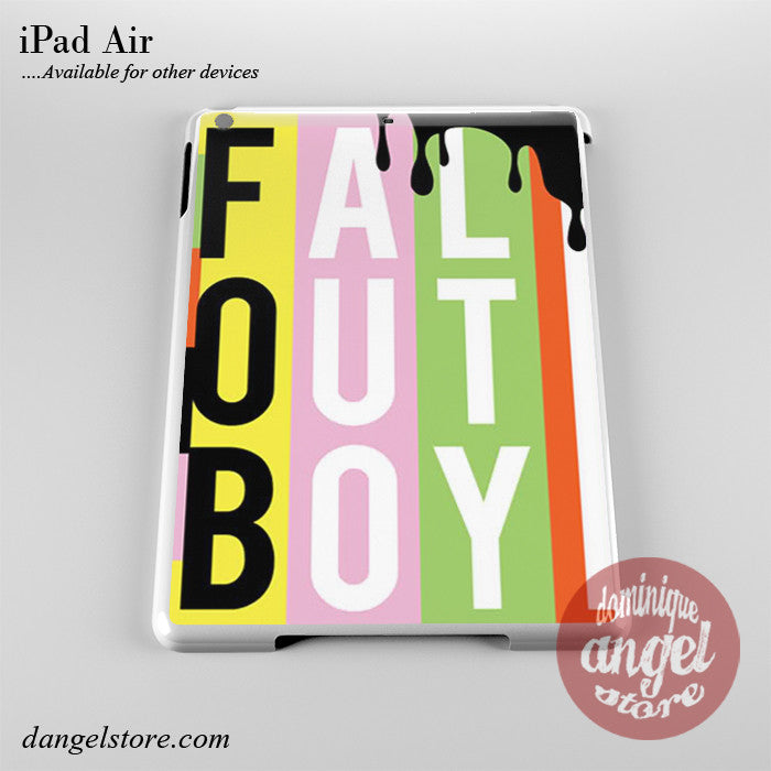 Fall Out Boy Phone Case for iPad Devices