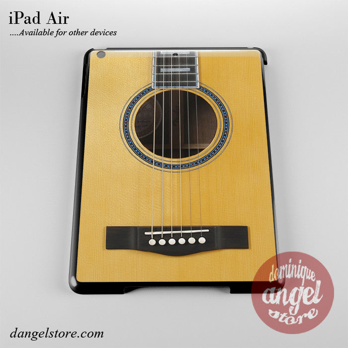 Fendar Acoustic Guitars Phone Case for iPad Devices