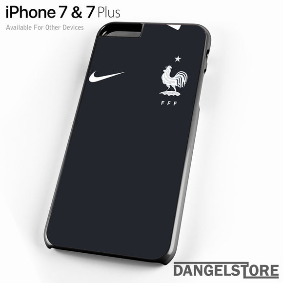 france soccer jersey - iPhone Case - iPhone 7 Case - iPhone 7 Plus Case - DANGELSTORE