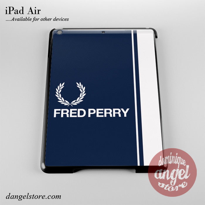 Fred Perry Custom Phone Case for iPad Devices