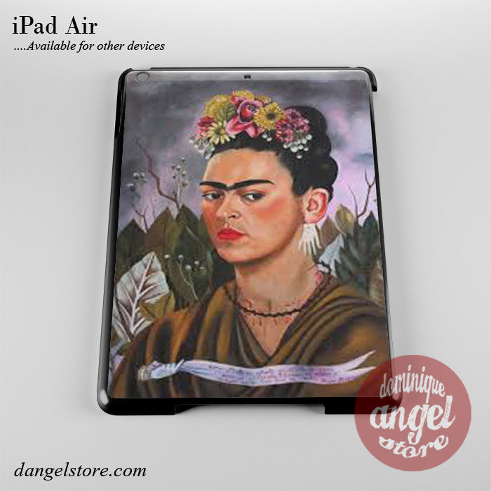 Frida Kahlo Phone Case for iPad Devices