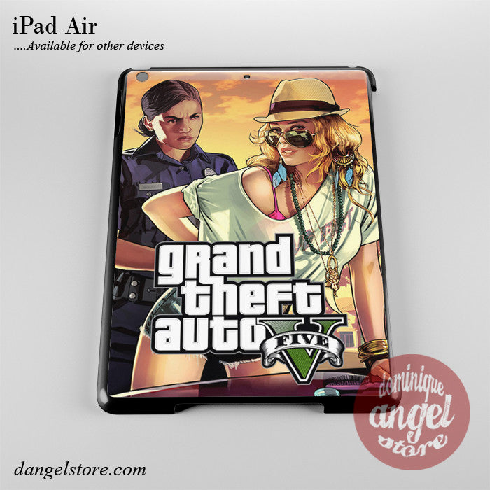 Grand Theft Auto 5 _2 Phone Case for iPad Devices