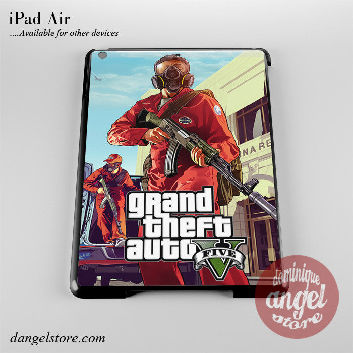 Grand Theft Auto 5 _7 Phone Case for iPad Devices