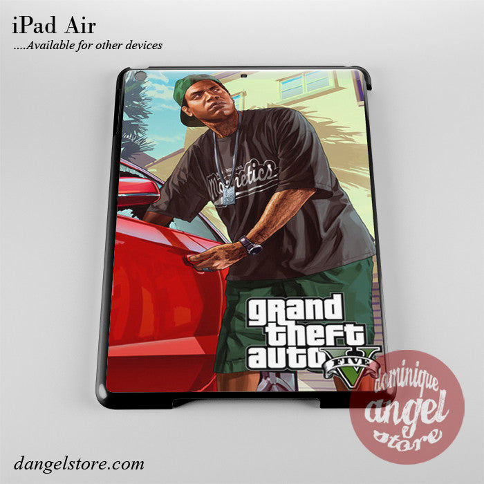 Grand Theft Auto 5 _8 Phone Case for iPad Devices