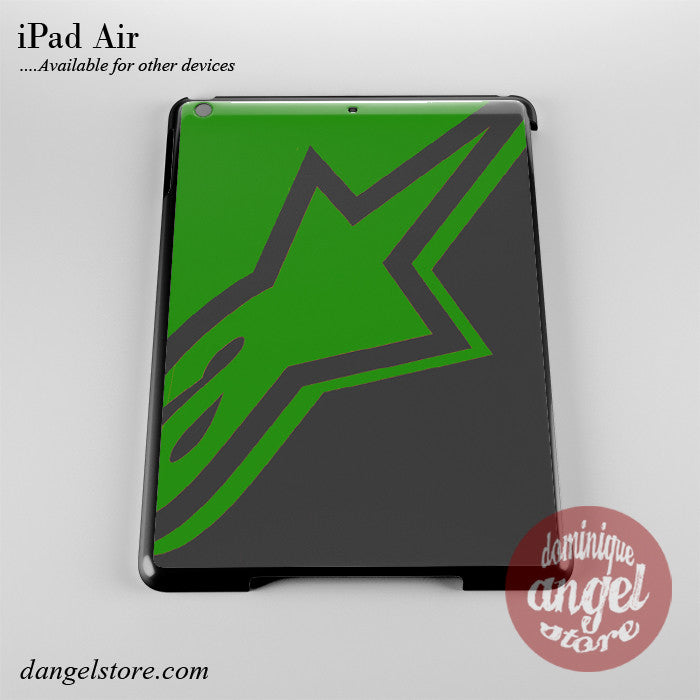 Green Alpinestatr Phone Case for iPad Devices