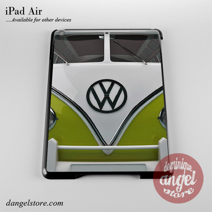 Green Bus Vw Phone Case for iPad Devices