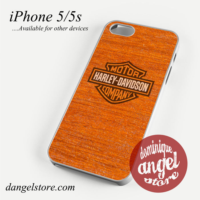 harley davidson wood pattern Phone case for iPhone 4/4s/5/5c/5s/6/6 plus