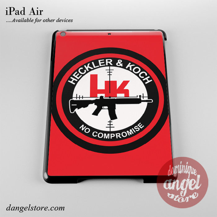 Heckler And Koch 2 Phone Case for iPad Devices