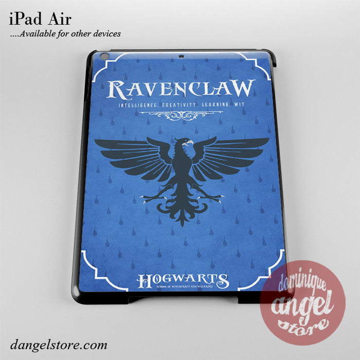 Hogwarts Ravenclaw Phone Case for iPad Devices