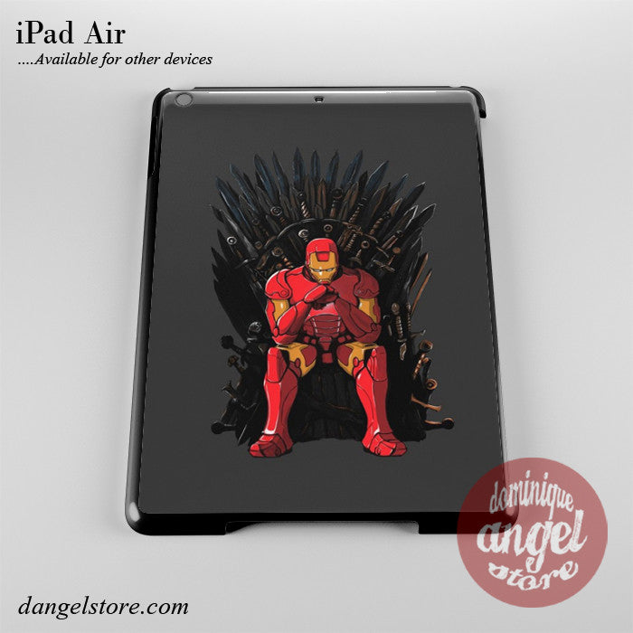 Ironman Game Of Thrones Phone Case for iPad Devices