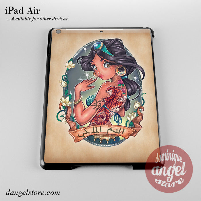 Jasmine Pin Up Phone Case for iPad Devices