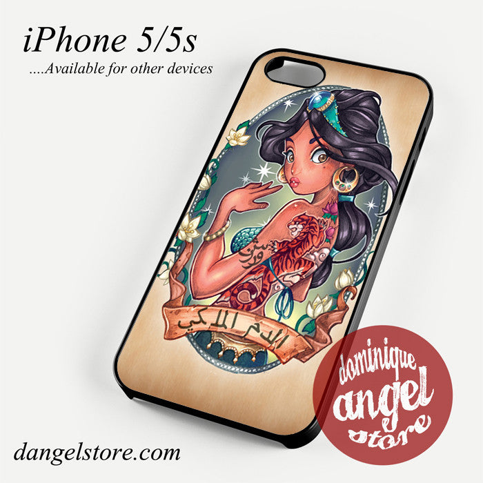 jasmine pin up Phone case for iPhone 4/4s/5/5c/5s/6/6 plus