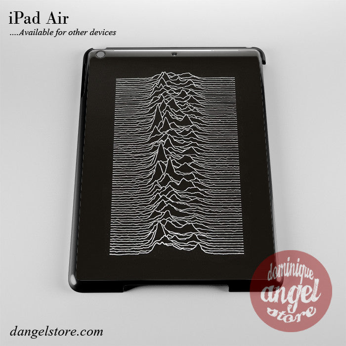 Joy Division Phone Case for iPad Devices