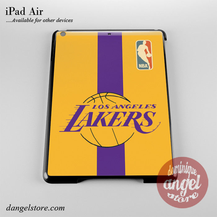 Lakers Nba Phone Case for iPad Devices