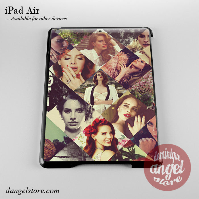Lana Del Rey Collage 2 Phone Case for iPad Devices