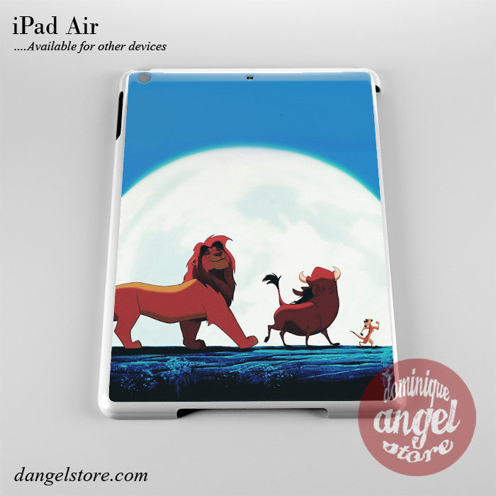 Lion King Adventure Phone Case for iPad Devices