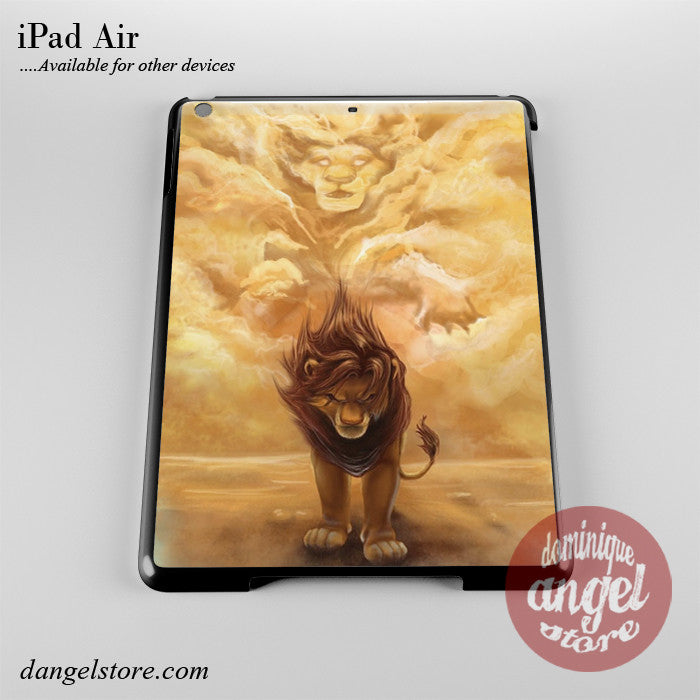 Lion King Simba Back To Home Phone Case for iPad Devices