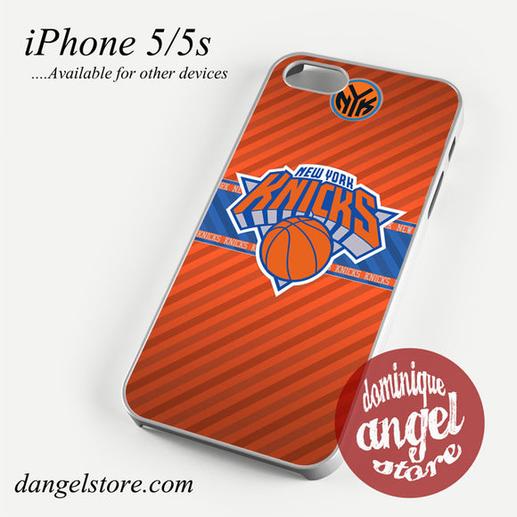 nyk knicks Phone case for iPhone 4/4s/5/5c/5s/6/6 plus