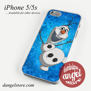 olaf frozen Phone case for iPhone 4/4s/5/5c/5s/6/6 plus
