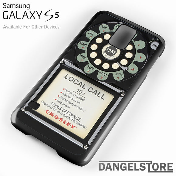 original payphone - Samsung Galaxy Case - Samsung S5 Case