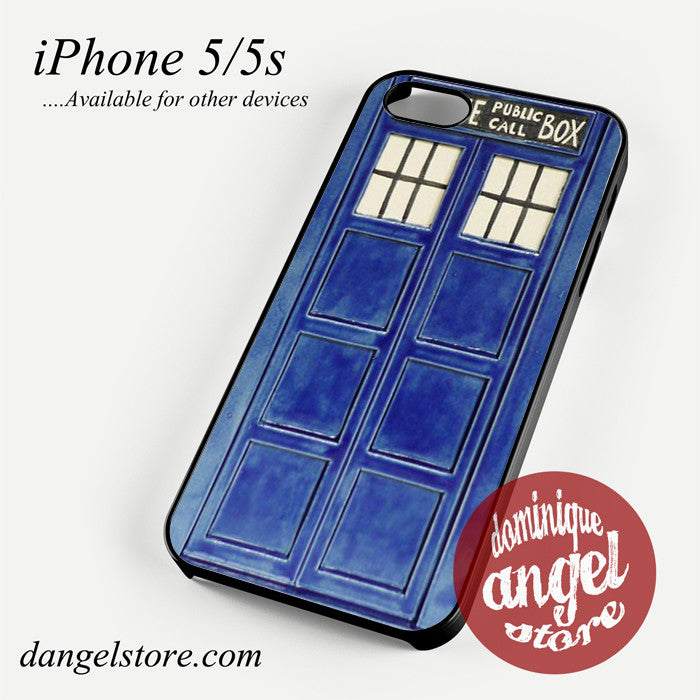 police public box doctor who Phone case for iPhone 4/4s/5/5c/5s/6/6 plus