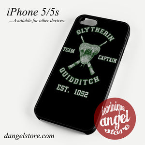 slytherin quidditch Phone case for iPhone 4/4s/5/5c/5s/6/6 plus