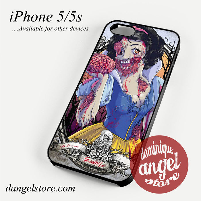 snow white zombie Phone case for iPhone 4/4s/5/5c/5s/6/6 plus