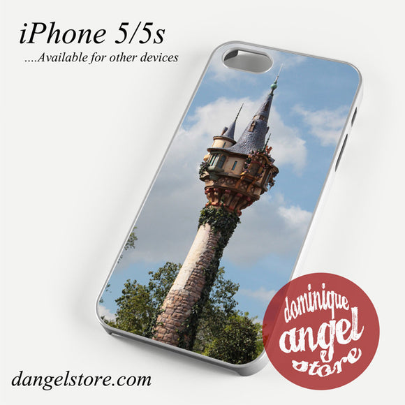 tangled castle Phone case for iPhone 4/4s/5/5c/5s/6/6 plus