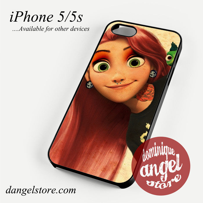 tangled punk Phone case for iPhone 4/4s/5/5c/5s/6/6 plus