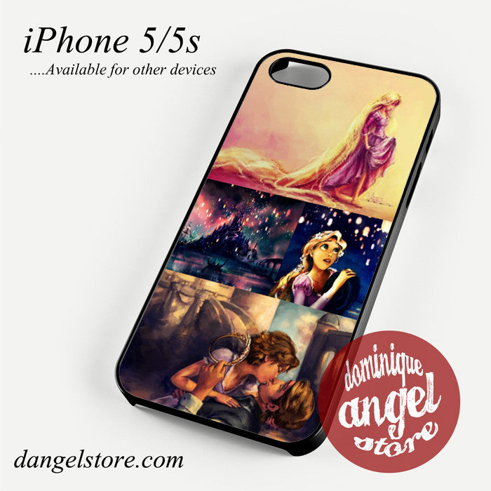 tangled story Phone case for iPhone 4/4s/5/5c/5s/6/6 plus