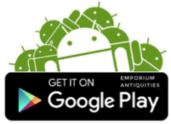 Emporium-Antiquities is very proud to announce that its Goggle Play App is NOW LIVE!